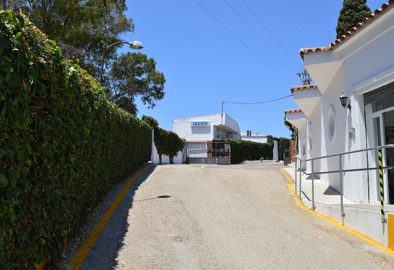Río Grande San Roque, San Roque, Hotel Entrance