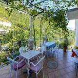 Apart Daire (One Bedroom Apartment with Terrace) - Balkon Manzarası
