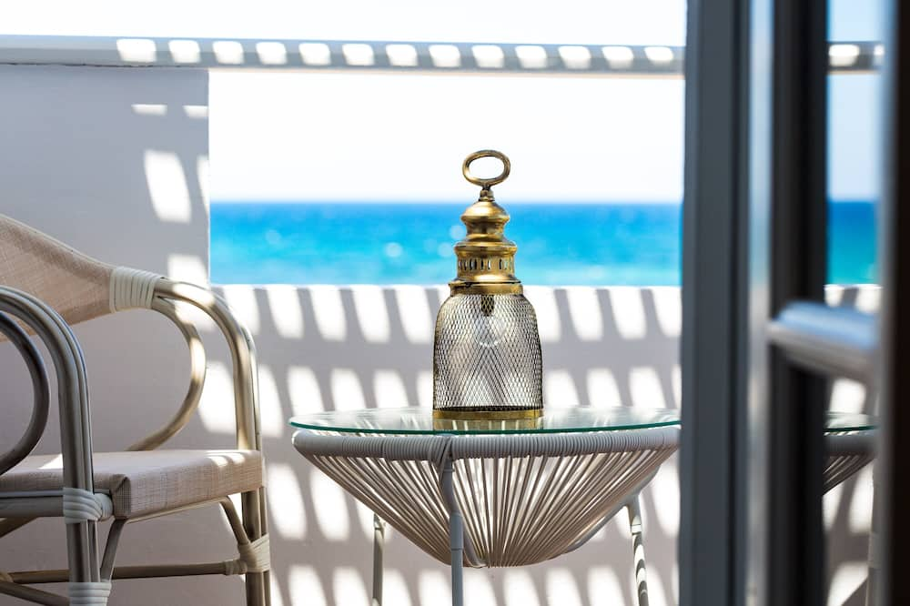 Junior Σουίτα, Θέα στη Θάλασσα - Μπαλκόνι