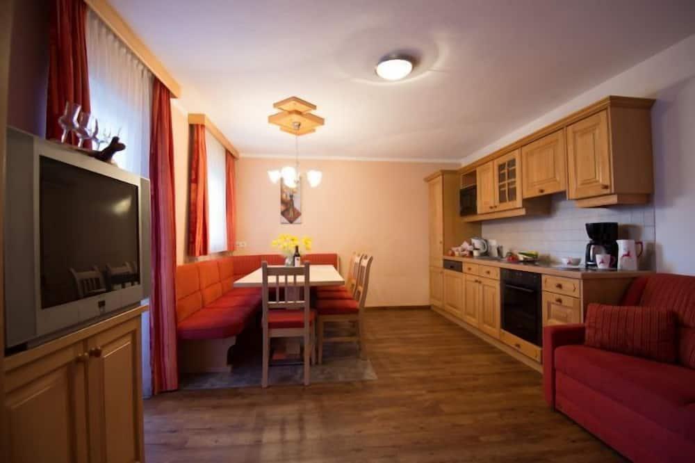 Ģimenes dzīvokļnumurs (Alpenrose) - Dzīvojamā zona