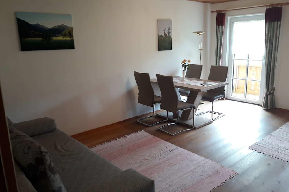 Căn hộ (Aufhofköpfl) - Phòng khách