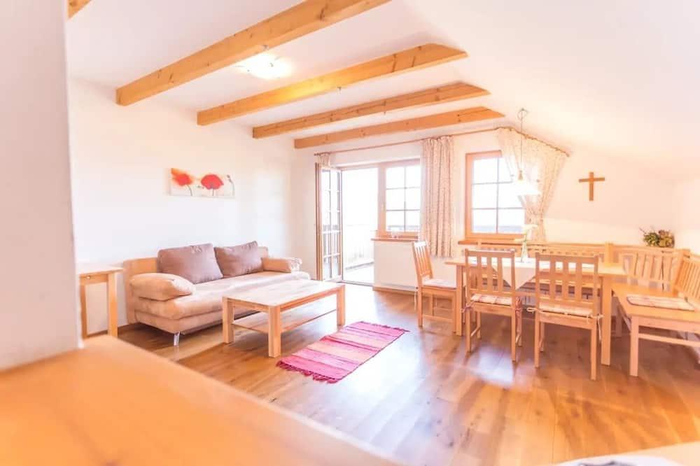 Lägenhet (Klatschmohn) - Vardagsrum