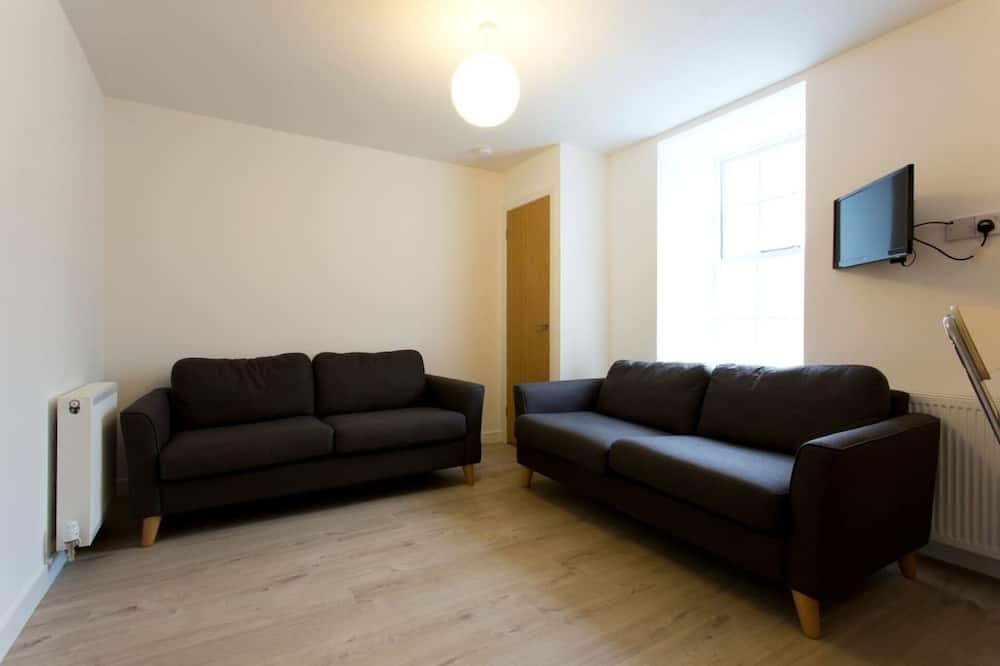 Apartment, 2 Single Beds - Living Room