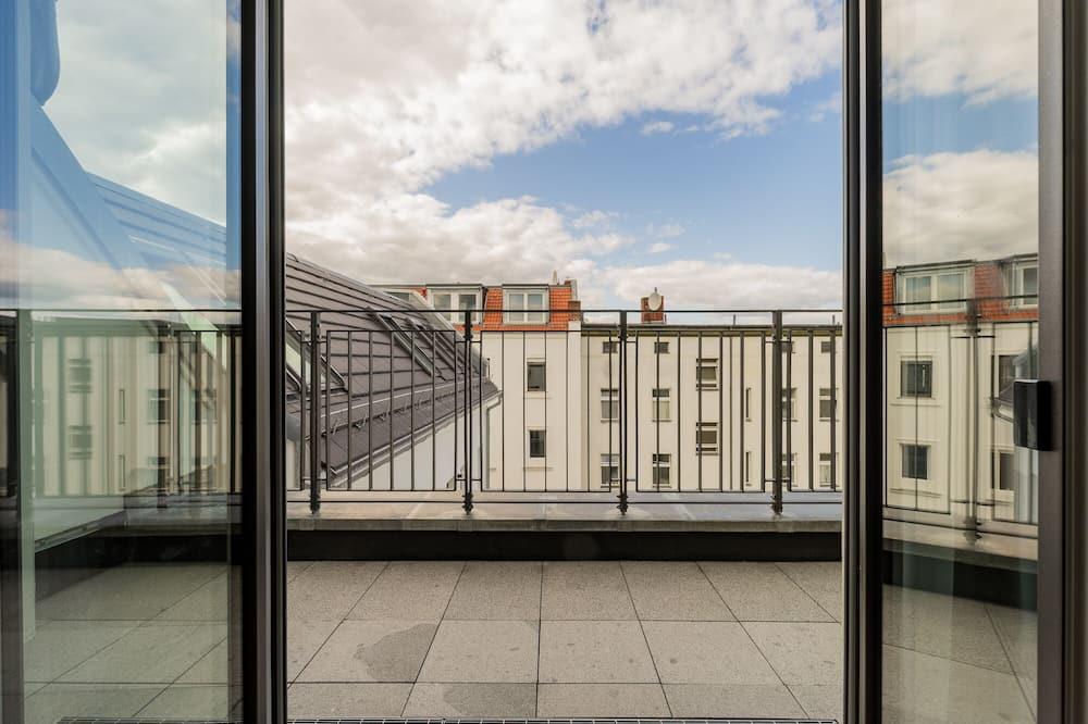 Apartemen (1 Bed) - Balkon