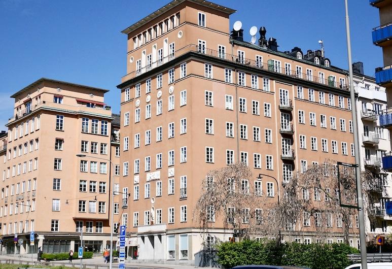 Företagsbostäder Norr Mälarstrand, Estocolmo