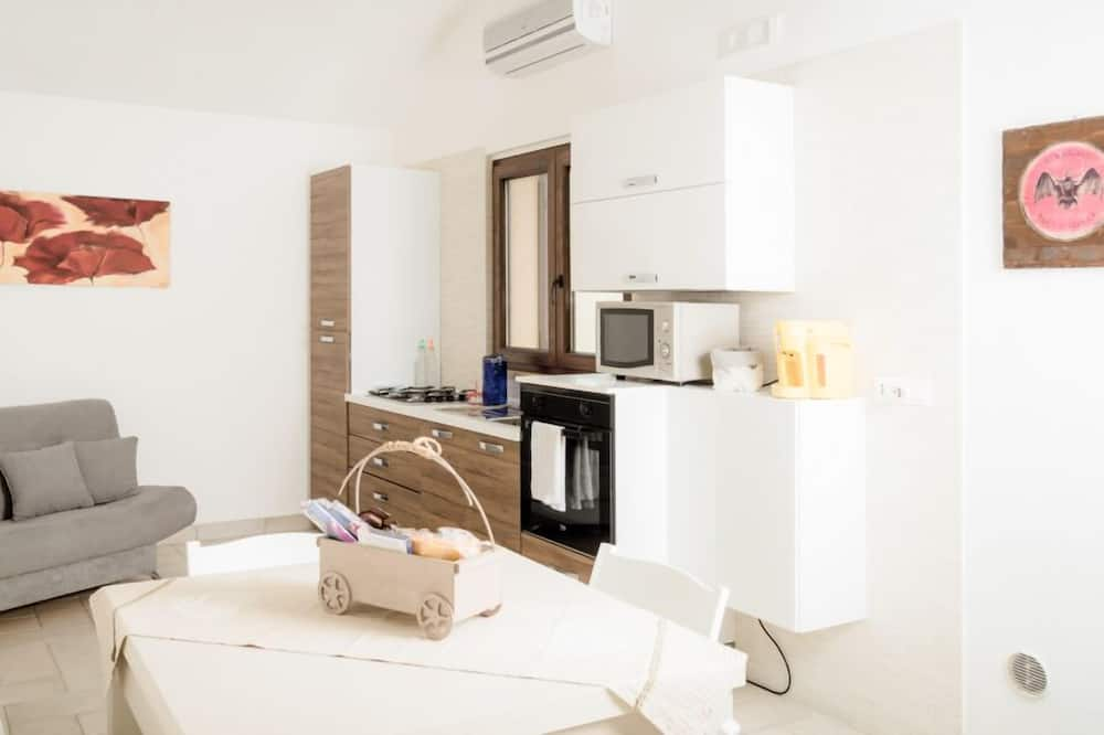 Apartment, 1 Bedroom (San Paolo) - Living Area