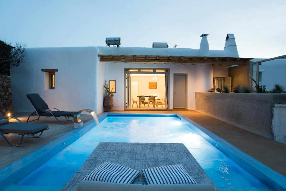 Apartamento Deluxe, 2 habitaciones, piscina privada - Piscina privada