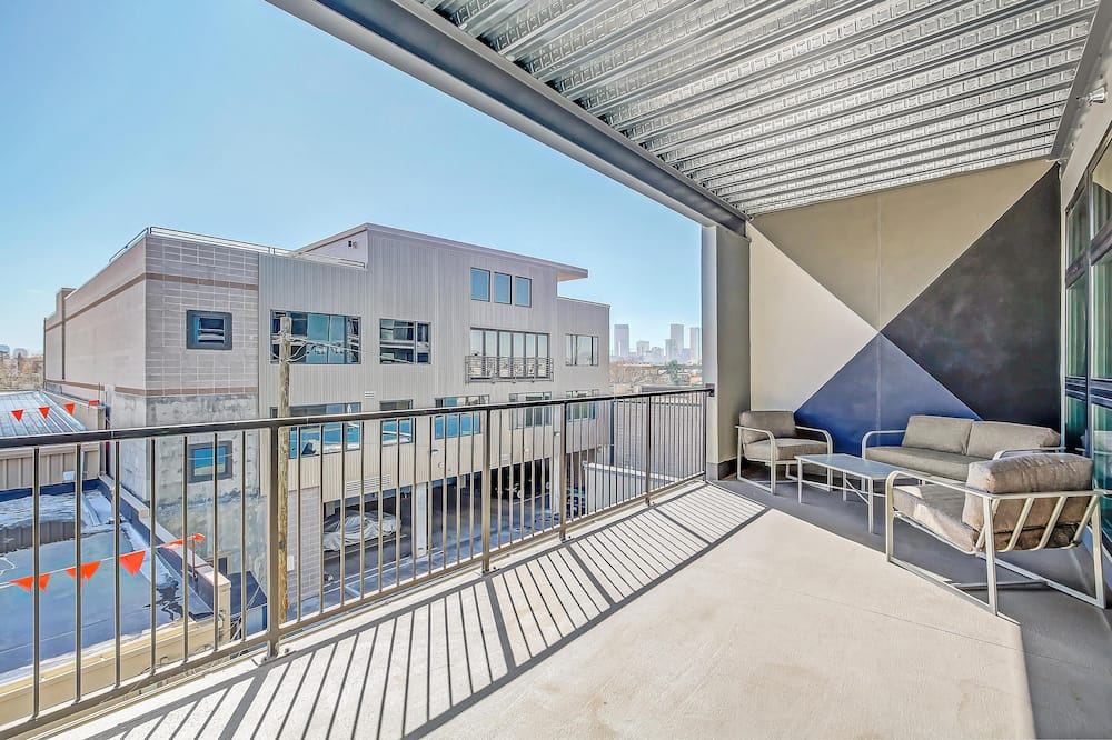 Casa, Letti multipli (RiNo Art Lofts - Modern Rustic Oasis ) - Balcone