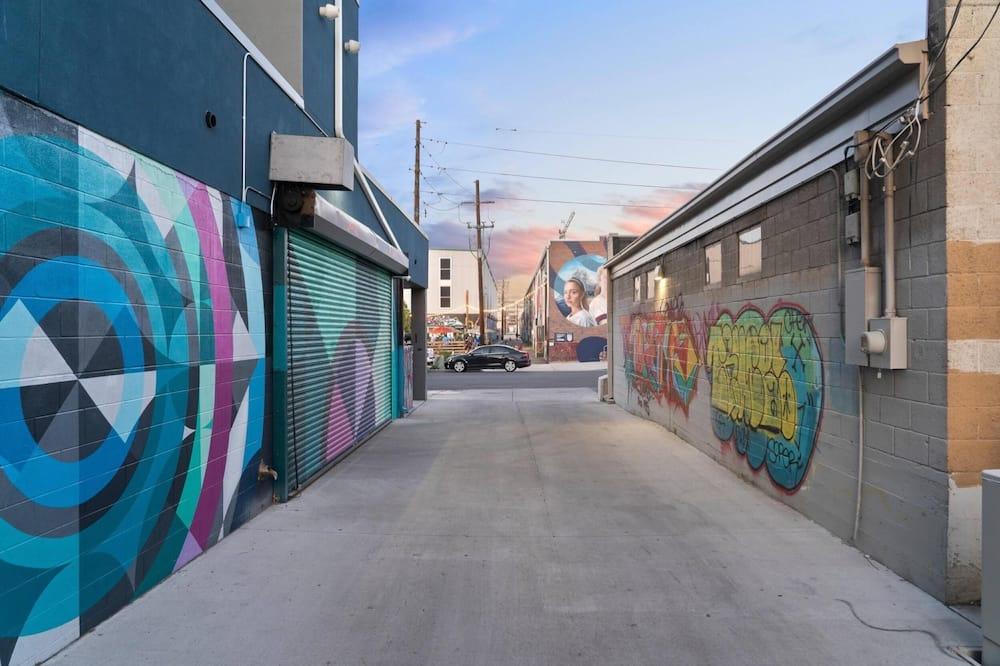 Hús - mörg rúm - borgarsýn (RiNo Art Lofts - Stunning Colorful Mo) - Aðalmynd