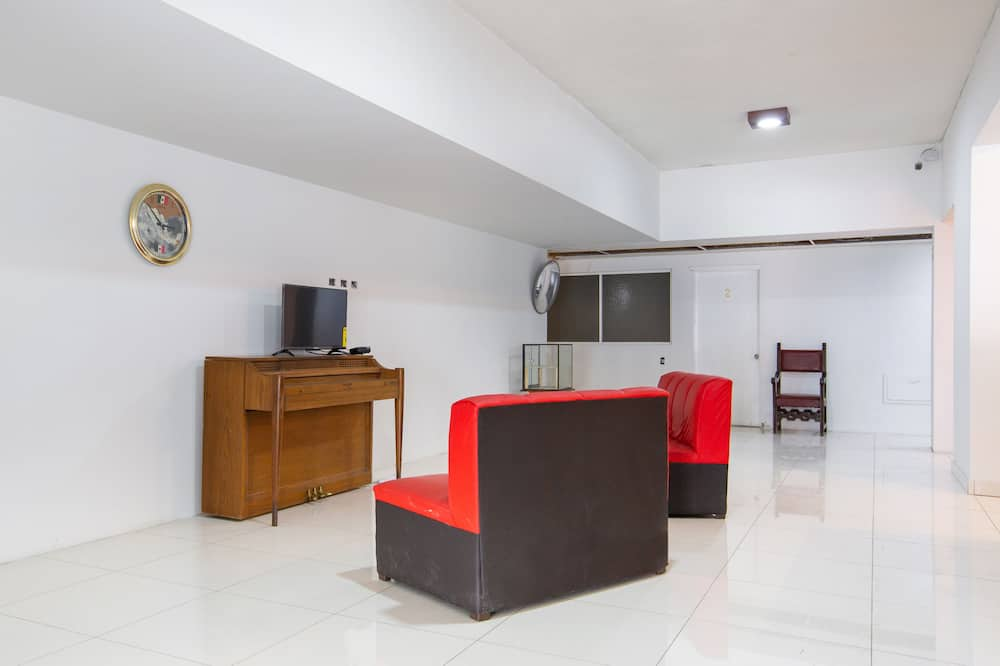 Prostor za sjedenje u predvorju