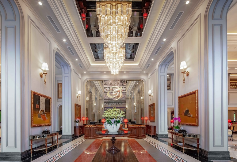Silk Path Grand Hue Hotel & Spa, Hue, Lobby