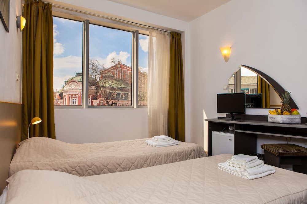 Kambarys (1 dvigulė / 2 viengulės lovos), Nerūkantiesiems - Pagrindinė nuotrauka