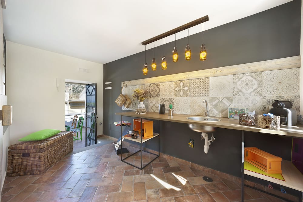Duplex, 2 Bedrooms - Living Area