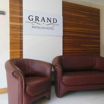 Nuotrauka: Grand Antalya Hotel, Antalija