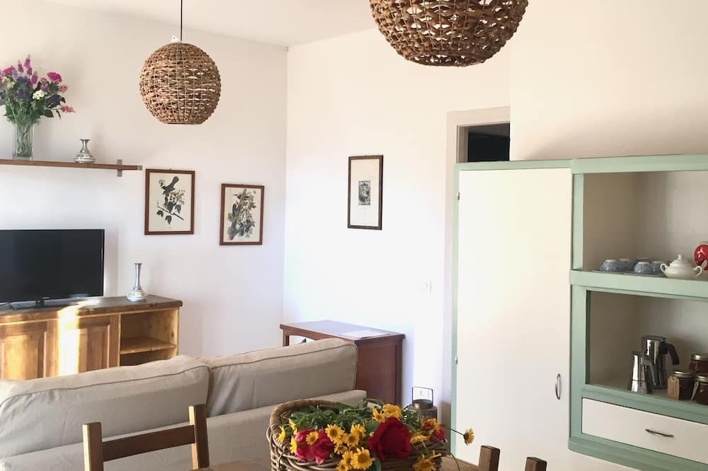 Appartement, 2 chambres (Trebbiano) - Coin séjour