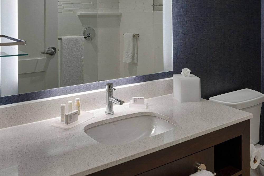 Soba, 1 king size krevet, za nepušače (urban) - Kupaonica