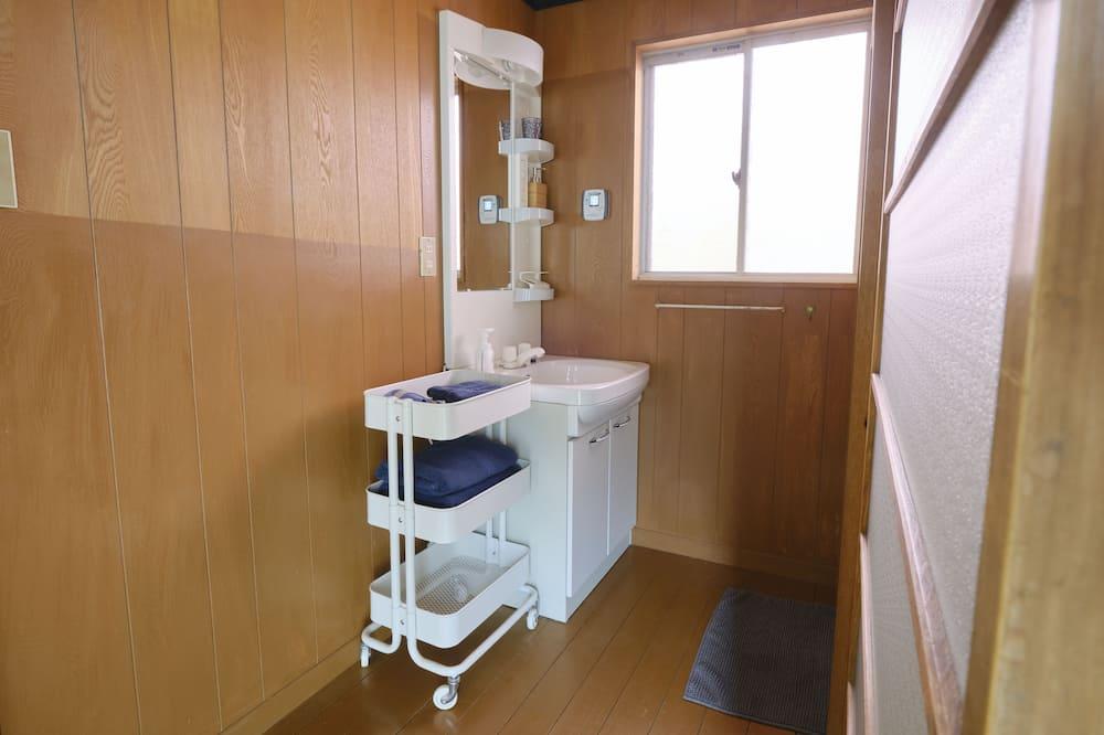 Семейный коттедж - Ванная комната