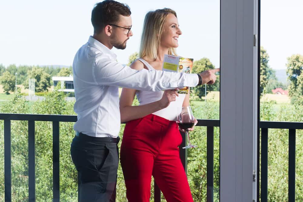 Premium Apartment (4 persons) - Balcony