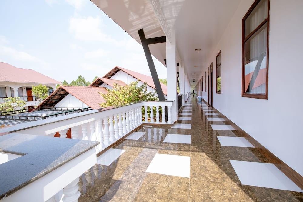 Ģimenes numurs - Balkons