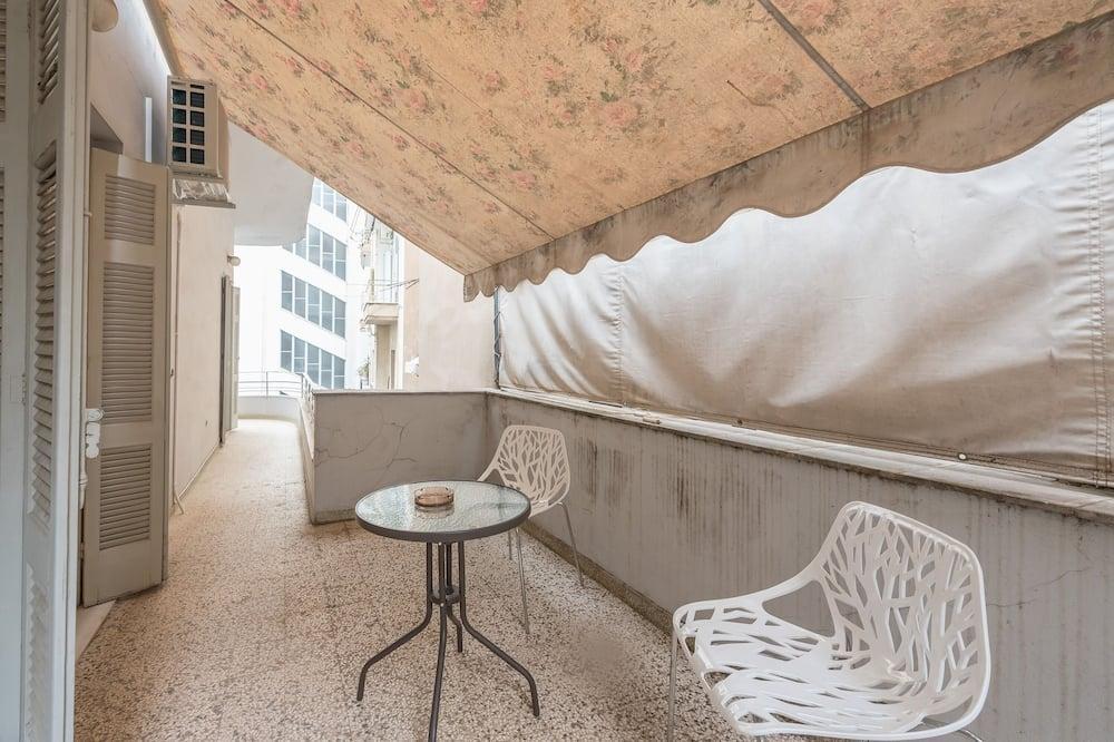 Apartamentai, 4 miegamieji - Balkonas