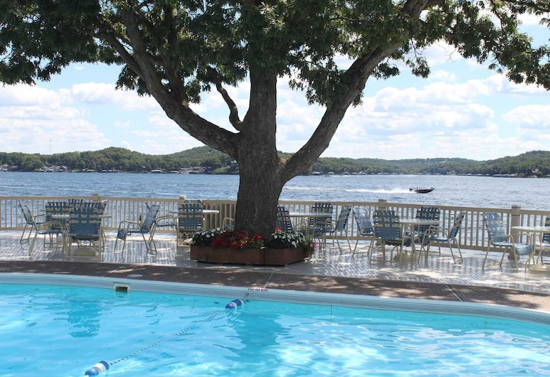 Baypoint 2 Bedroom Condo, Lake Ozark, Butas, 2 miegamieji, Baseinas