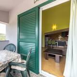 Huoneisto (Standard One Bedroom Apartment-A3) - Parveke