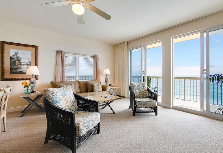 Calypso Resort and Towers by Book That Condo, Panama City Beach, Condo, 2 phòng ngủ, Phòng khách