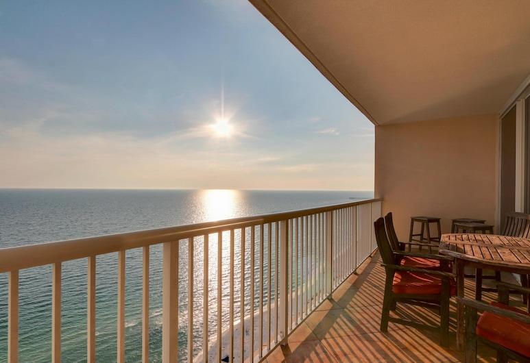 Majestic Beach Resort by Book That Condo, Panama City Beach, Lägenhet - 1 sovrum, Balkongutsikt