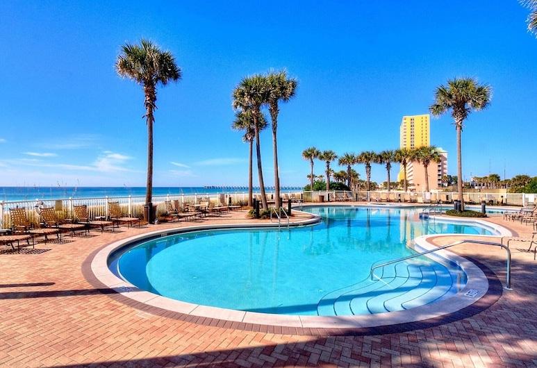 Grand Panama Beach Resort by Book That Condo, Panama City Beach, Piscina
