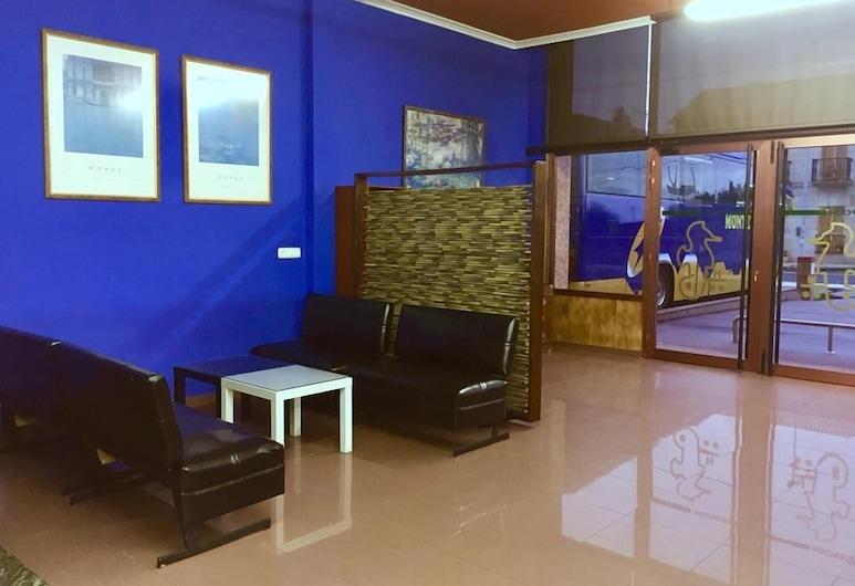 Hotel Lago, Vilanova de Arousa, Reception