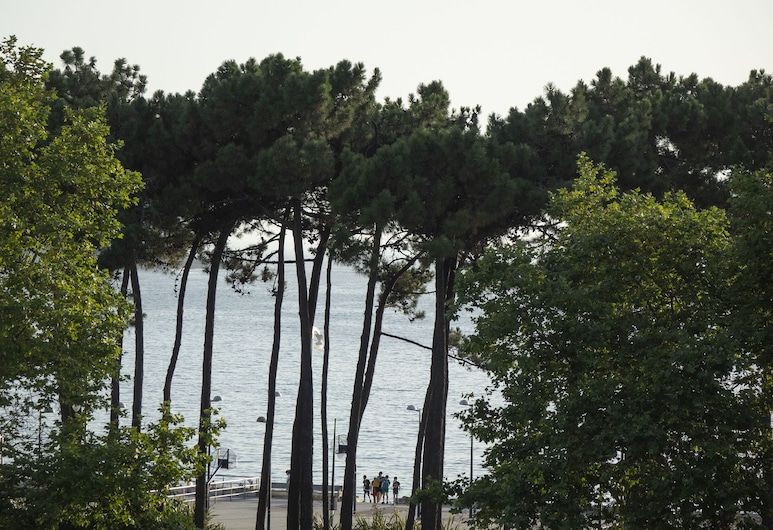 Dunas de Samil, Vigo, Appartamento Premium, 2 camere da letto, cucina, al piano terra, Spiaggia