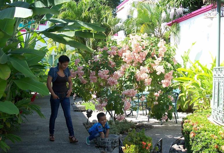 Suites Ejecutivas Los Arcos , Tapachula, Jardín