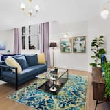 Central Apartment With Spacious Living and Dining