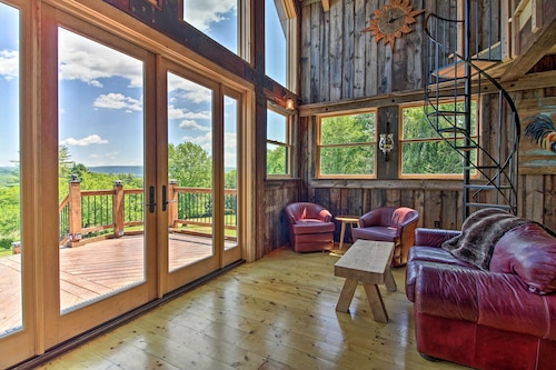 red Sweetheart Barn Studio