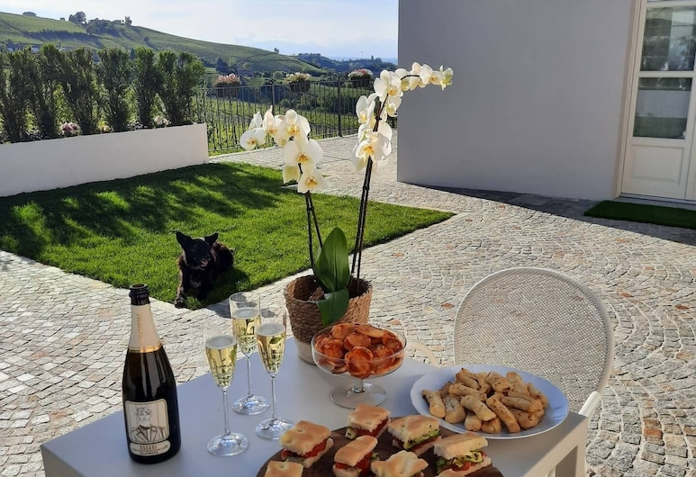 Borgo Piani - Camere di Charme, Mango, Terraza o patio