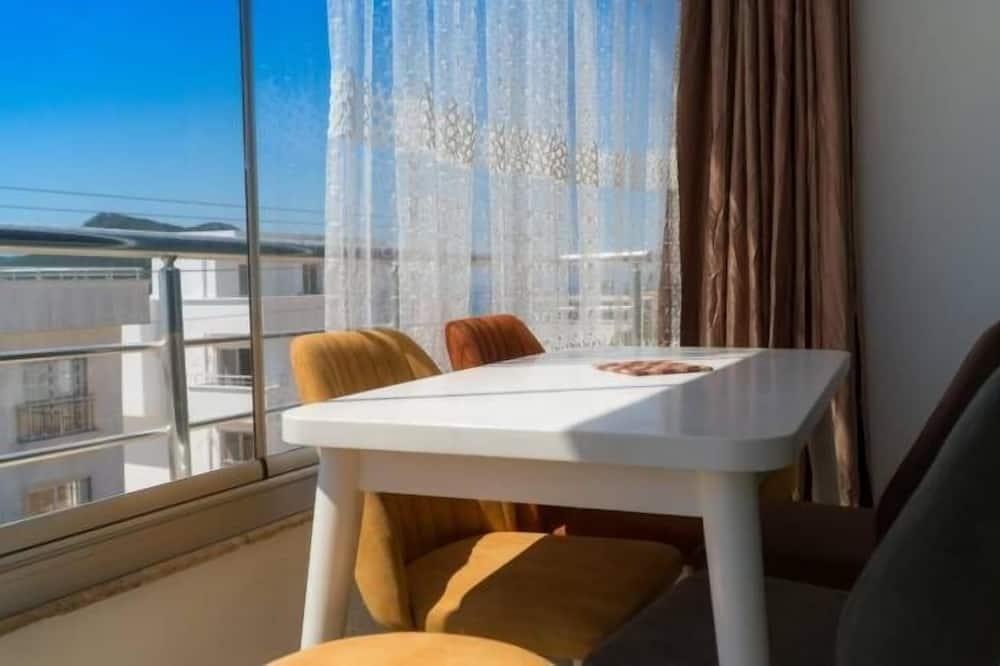 アパートメント 2 ベッドルーム (Lavinya) - バルコニー