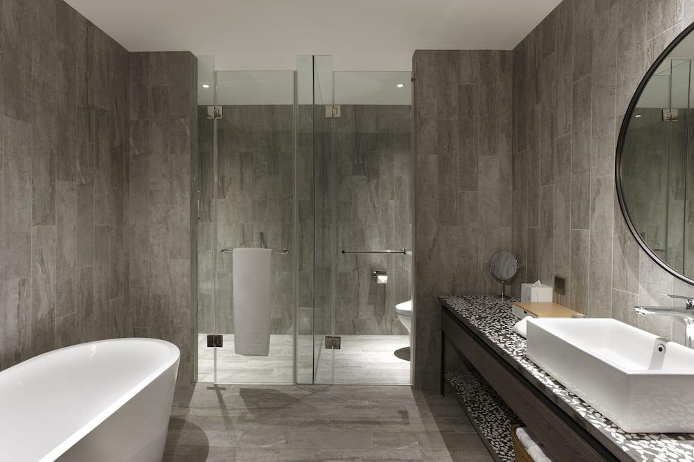 景隅客房 - 浴室