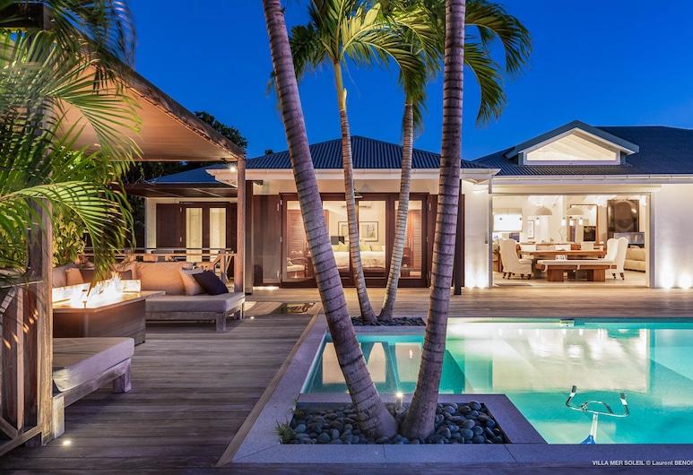 Dream Villa St-barth Mer Soleil, St. Barthelemy, İç mekân