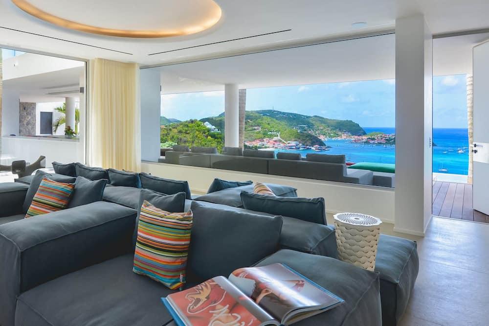 Villa (3 Bedrooms) - Living Area