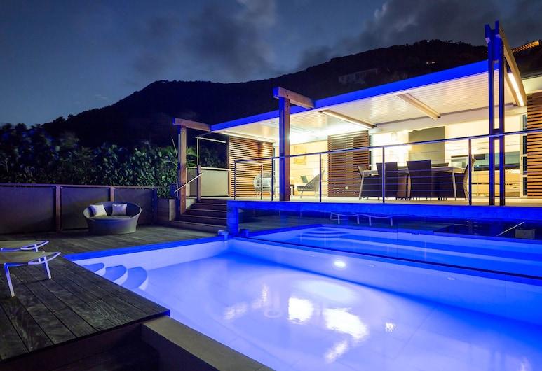 Dream Villa SBH Magnifica, St. Barthelemy, İç mekân