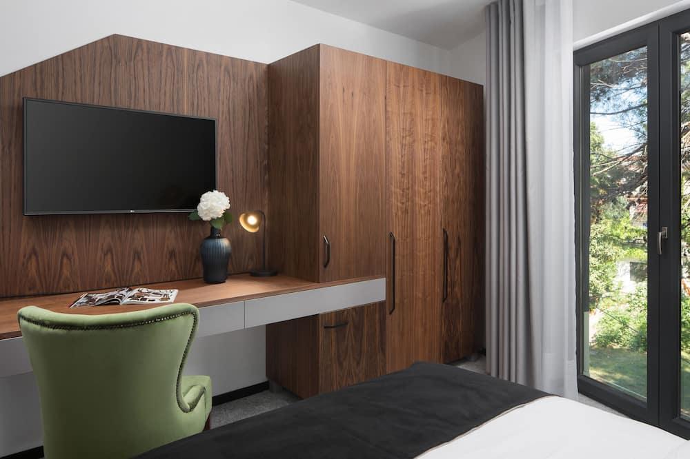 Doppia Deluxe - Area soggiorno