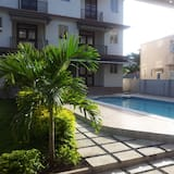 Fully Furnished 2 Bedroom Ground Floor Apartment With Pool, Grand-Baie