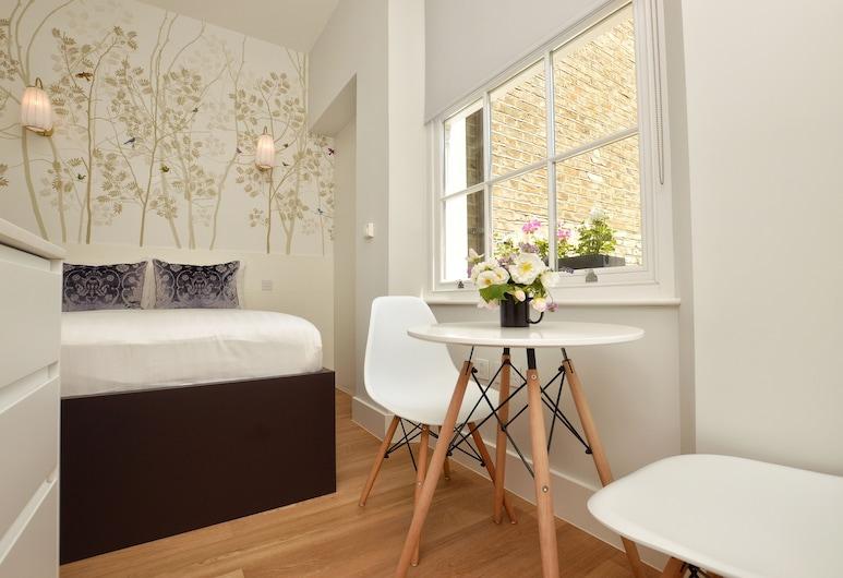 The Portobello Serviced Apartment, London, Studio – economy, Oppholdsområde