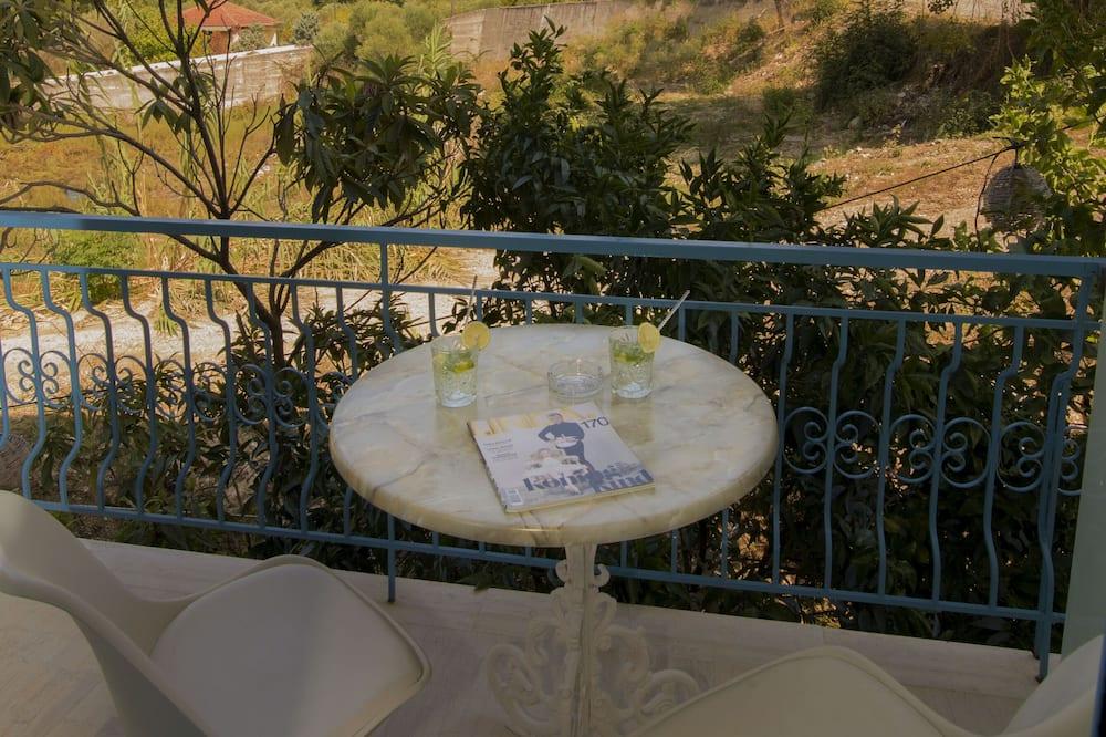 חדר דה-לוקס זוגי, מרפסת - נוף מהמרפסת