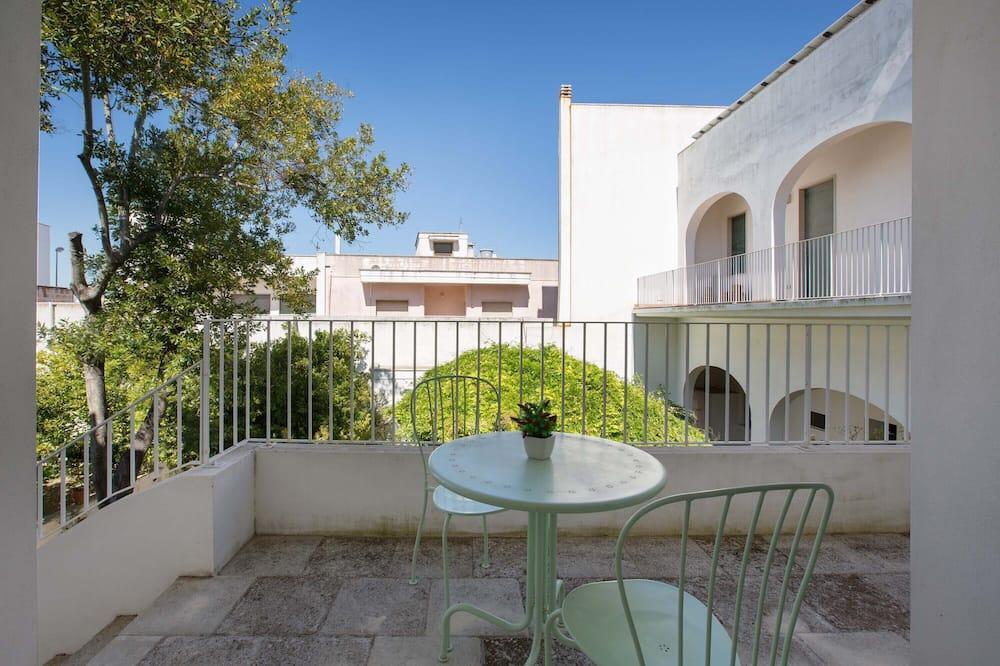 Comfort studio apartman (Mono Primo Piano) - Balkon
