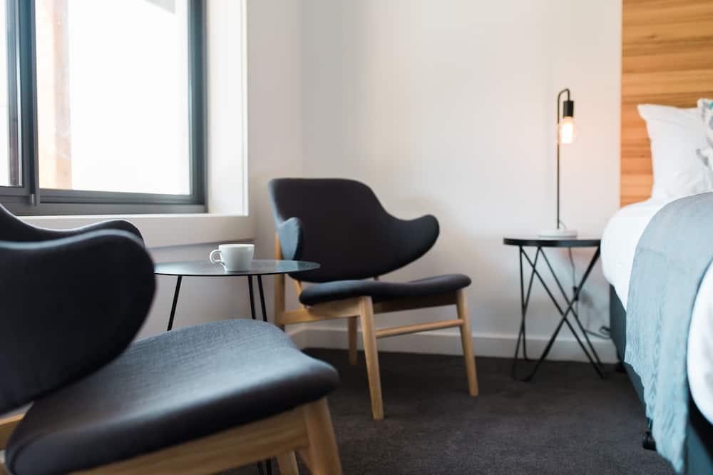 Paaugstināta komforta studijas tipa luksusa numurs - Dzīvojamā zona