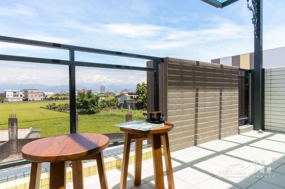 Maison Confort - Balcon