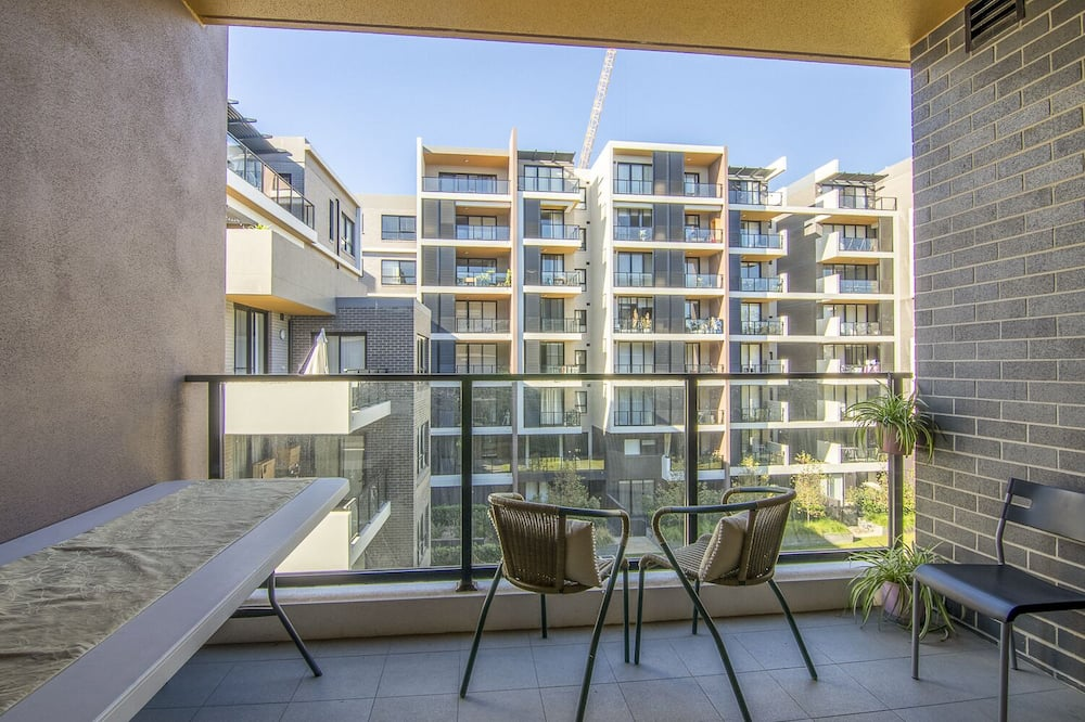 Lägenhet - 2 sovrum - 2 badrum - Balkong