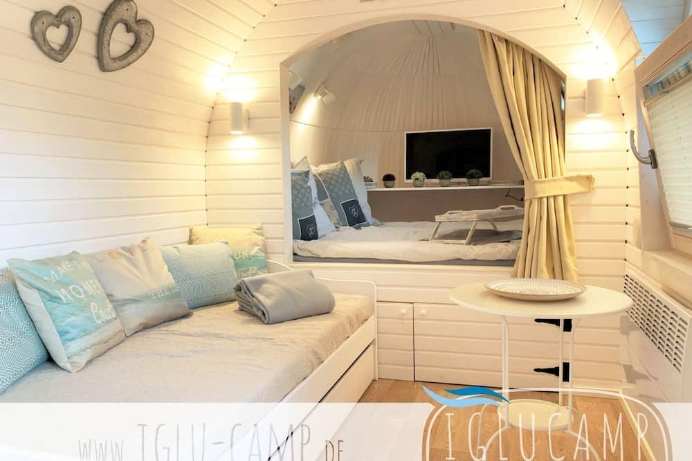Kambarys (Iglu Romantik) - Svetainės zona