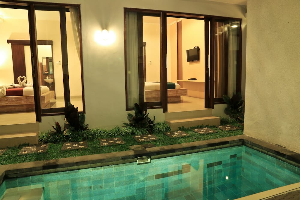Two Bedroom Pool Villa - Living Area